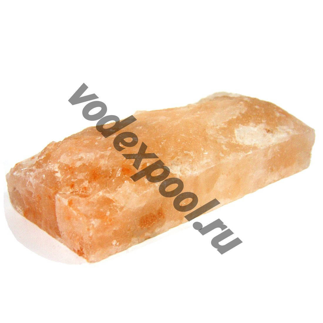 Кирпич соляной 200мм*100мм*50мм сторона натуральная