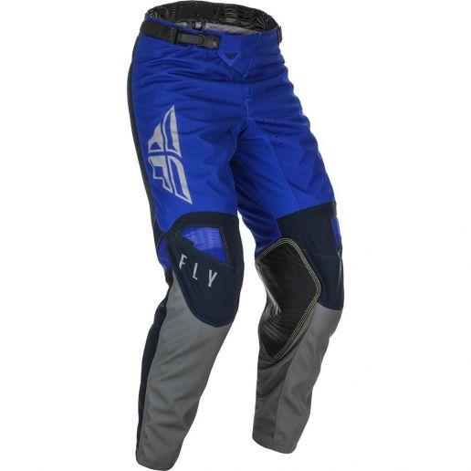 Fly Racing 2021 Kinetic K121 Blue/Navy/Grey штаны