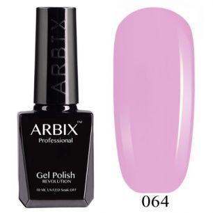 Гель лак  ARBIX № 64