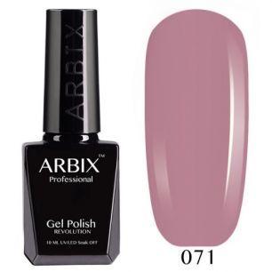 Гель лак  ARBIX № 71