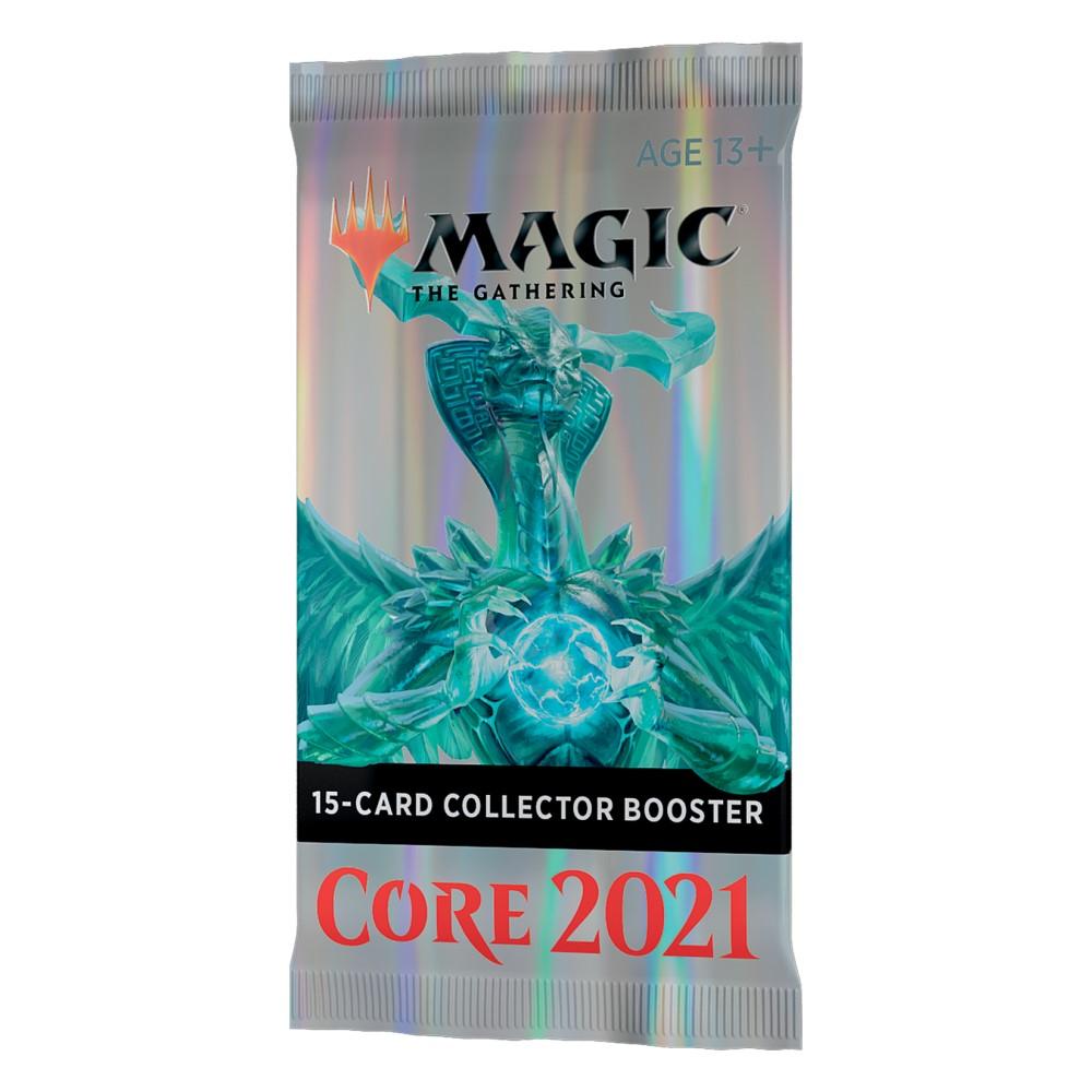 MTG: Коллекционный бустер издания Core Set 2021 на английском языке