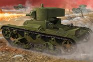 Танк Soviet OT-130 Flame Thrower Tank