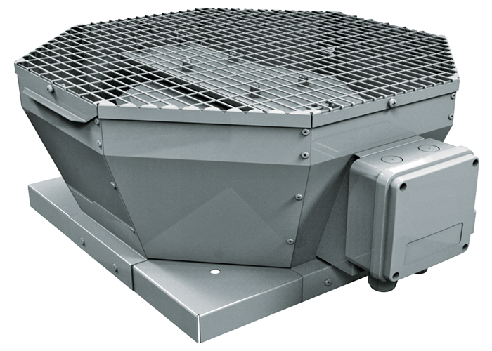 Крышный вентилятор Tower-V 400 4E