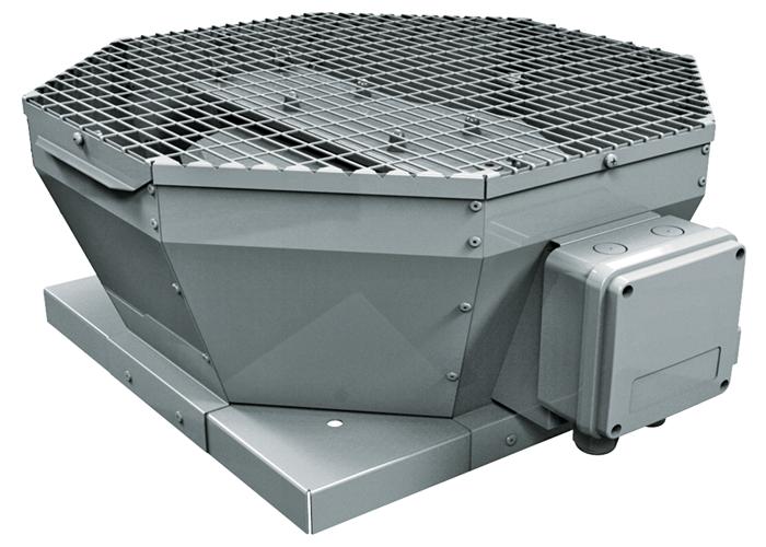 Крышный вентилятор Tower-V 400 4D