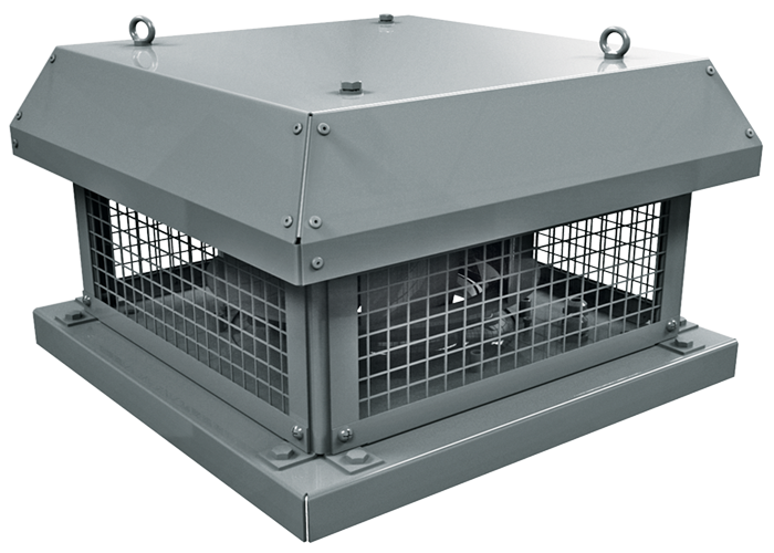 Крышный вентилятор Tower-H 450 4D