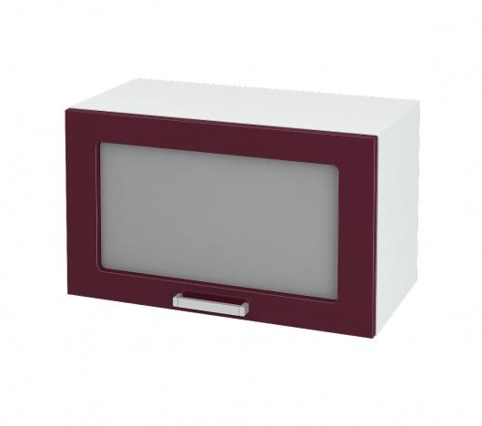 Шкаф горизонтальный со стеклом Джулия ШВГС 600