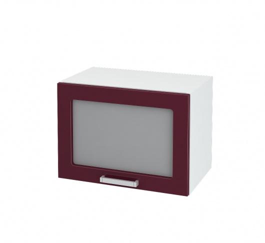 Шкаф горизонтальный со стеклом Джулия ШВГС 500
