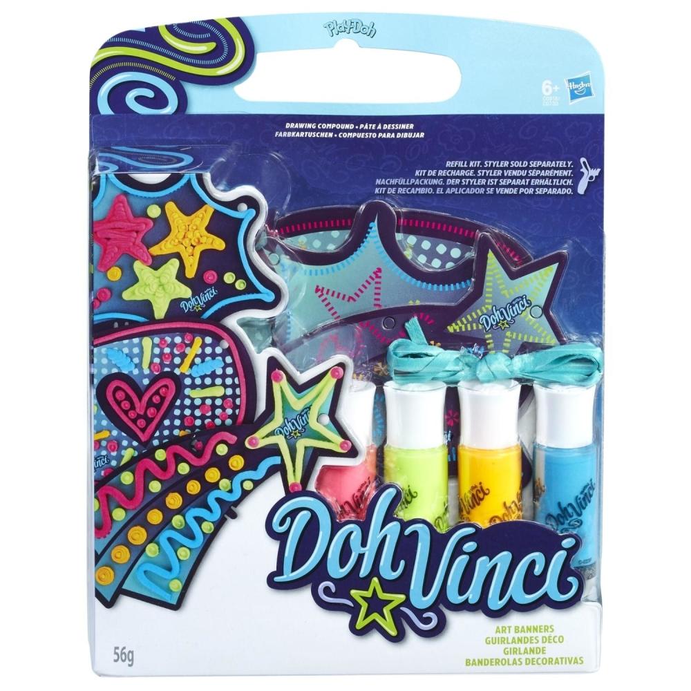 Набор для творчества DohVinci - Подвесные украшения Hasbro