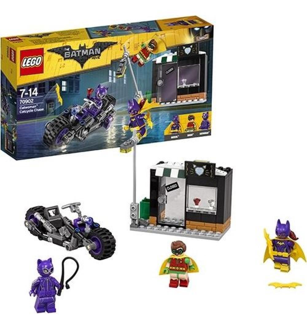 LEGO/BATMAN MOVIE/70902/Погоня за Женщиной-кошкой
