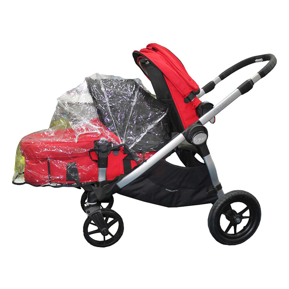 Baby Jogger дождевик для люльки модели City Select