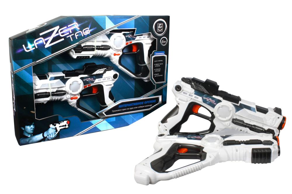 1toy оружие со световыми и звуковыми эффектами LAZERTAG