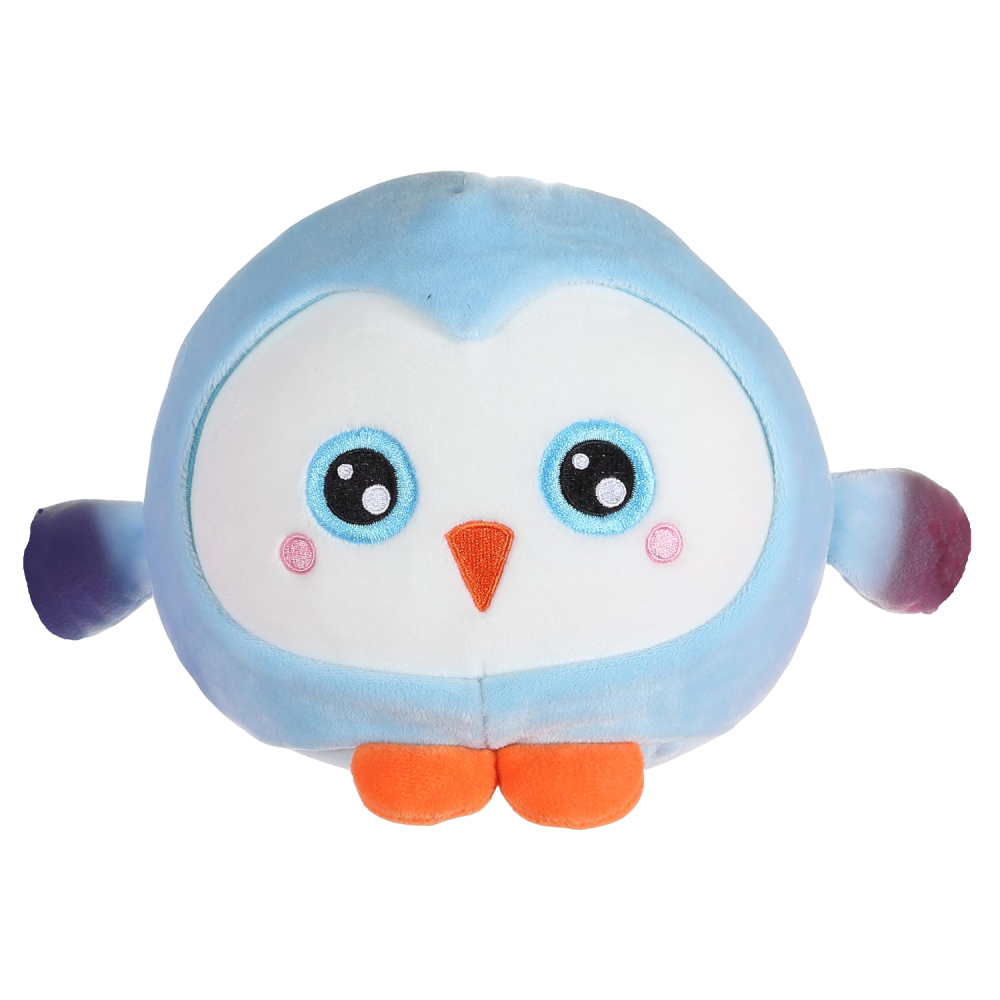 Игрушка 1TOY Squishimals Голубой пингвин  20см.