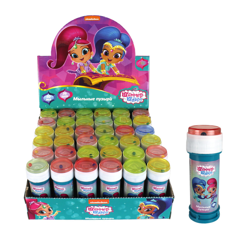 1 Toy Шиммер и Шайн мыл.пуз., 50мл, в д./б.