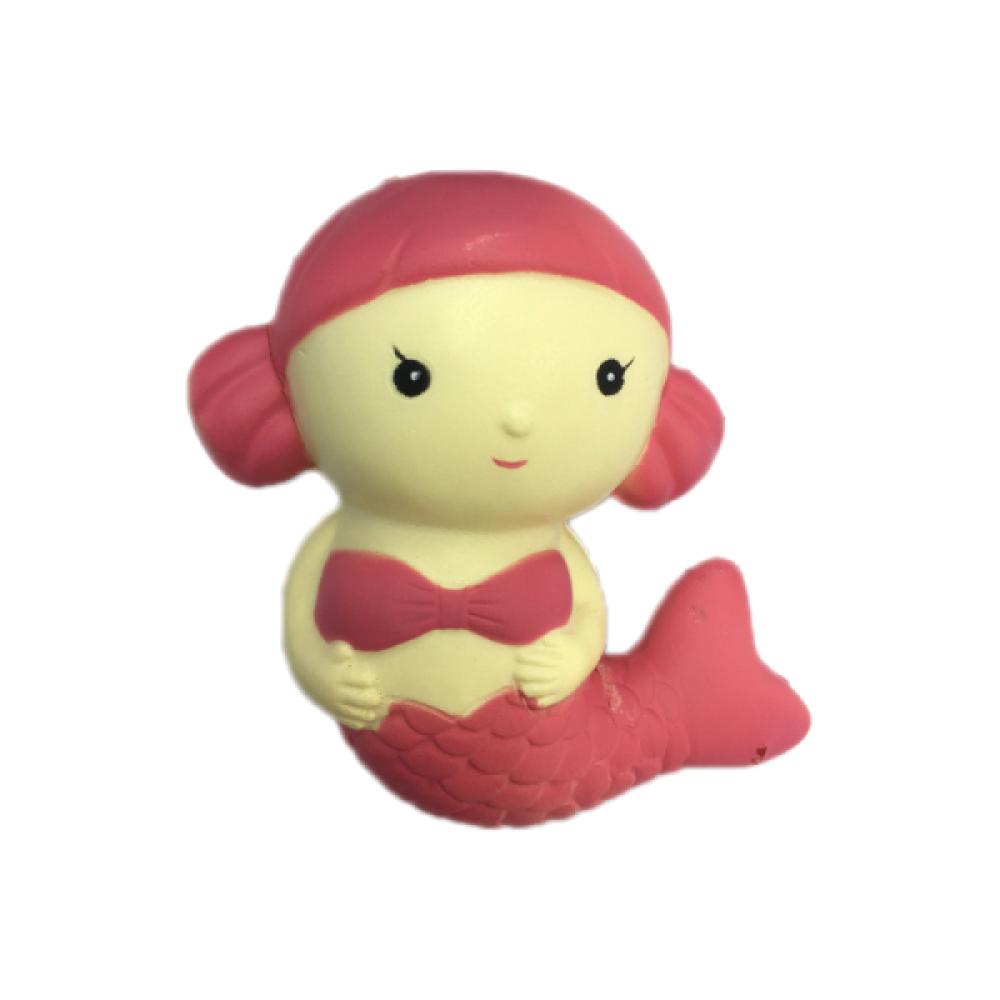 1toy игрушка-антистресс мммняшка squishy (сквиши), русалочка большая, 11,5 см
