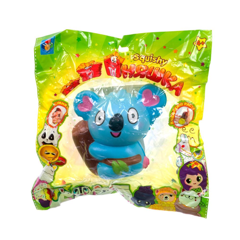 1toy игрушка-антистресс мммняшка squishy (сквиши), панда, 67 гр, 10,5 см
