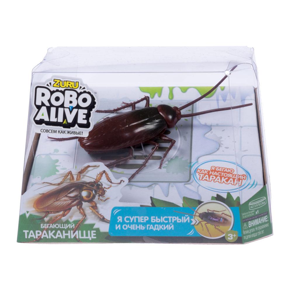 Игрушка Робо- Таракан RoboAlive 1* AG13 бат (входит в набор)