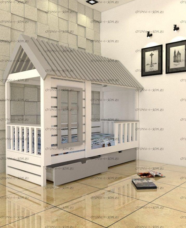 Кровать Домик Simple Lux №45