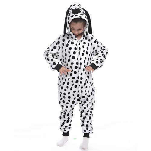 """Кигуруми для детей 6-9 лет """"dalmatian"""""""