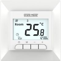 Терморегулятор Grand Meyer GM-119 программируемый для теплого пола