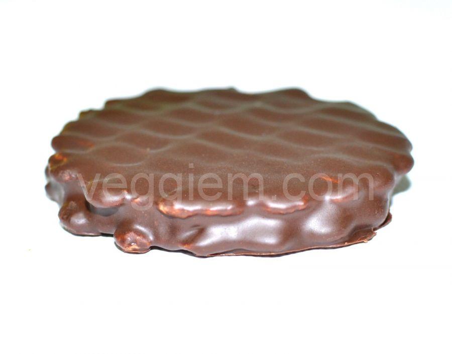 Вафельный Мини  Тортик в шоколаде,65 грамм