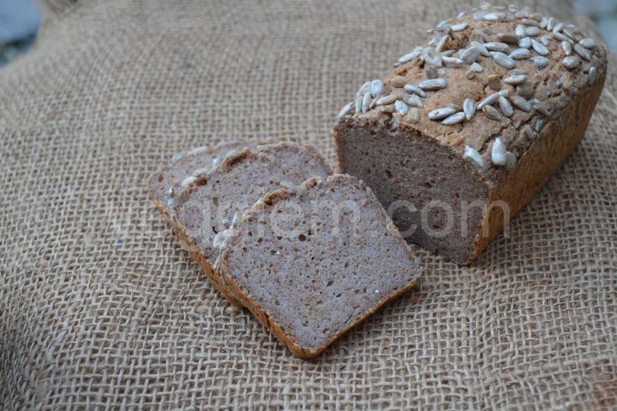 Хлеб на закваске «Пшеничный»,400 грамм