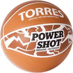 Баскетбольный мяч Torres Power Shot