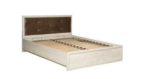 Кровать двуспальная с подъемным механизмом 32.26 - 01 Сохо (1400)