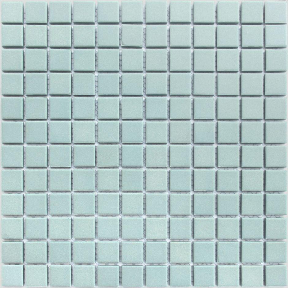Мозаика LeeDo: Cielo blu 23x23x6 мм из керамогранита неглазурованная с прокрасом в массе
