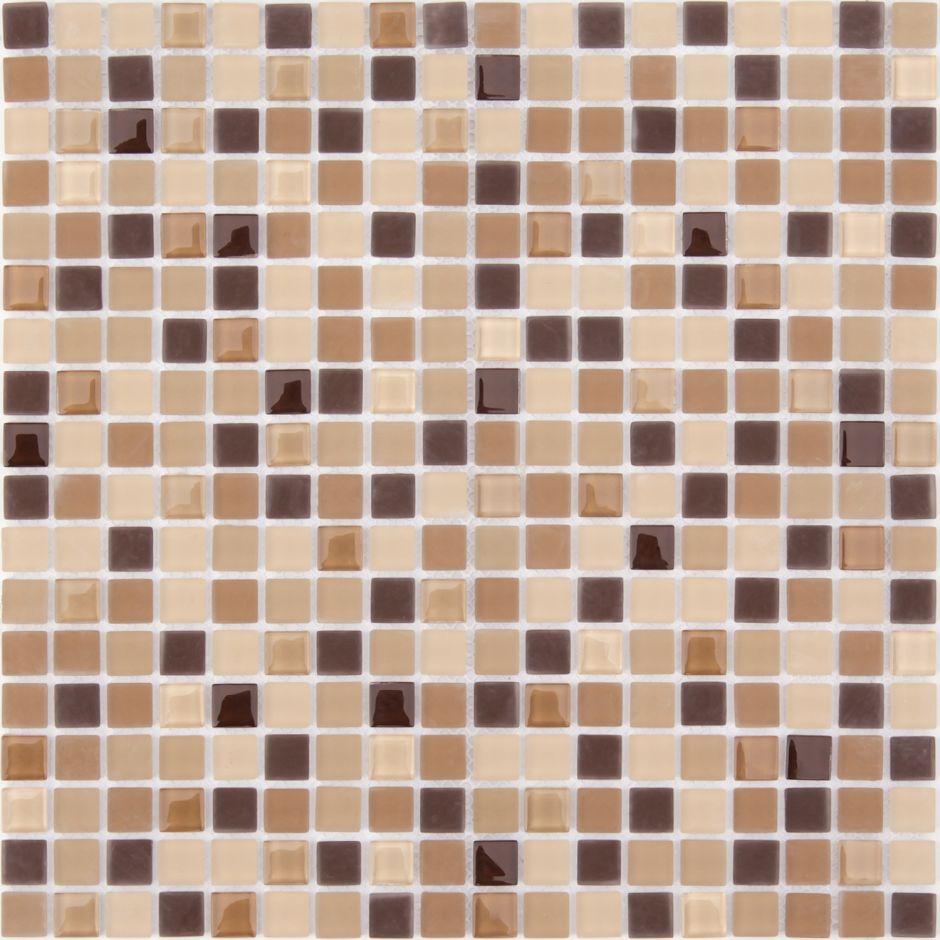 Мозаика LeeDo - Caramelle: Naturelle - Bohemia 15x15x4 мм