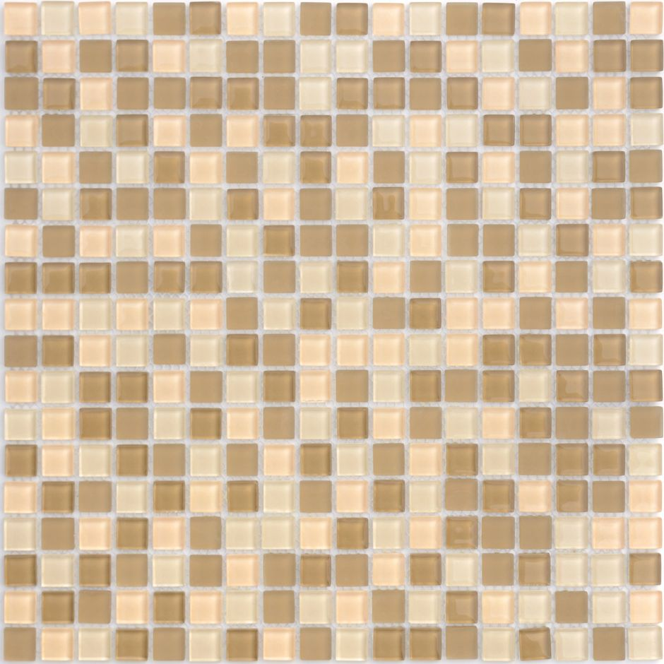 Мозаика LeeDo - Caramelle: Naturelle - Enisey 15x15x4 мм