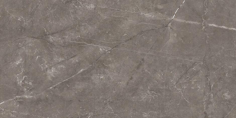 Керамогранит LeeDo: Nuvola antracite POL 30x60 см, полированный