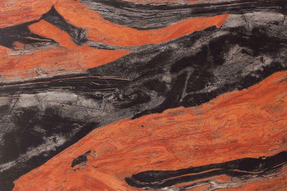 Керамогранит LeeDo: Marble GANI - Butterfly Red POL 60x90 см, полированный, с подкрашенной основой