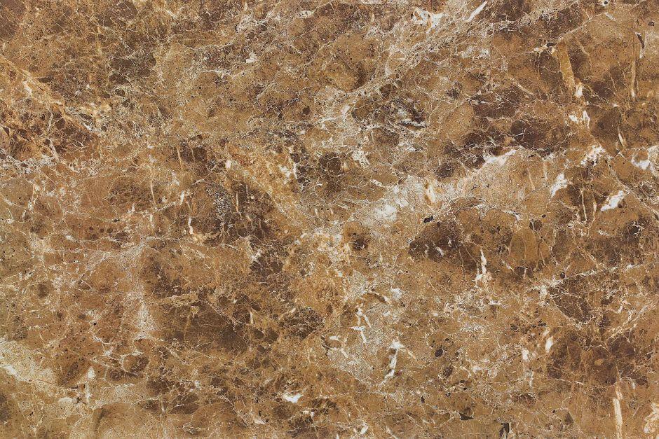 Керамогранит LeeDo: Marble GANI - Marron Emperador POL 60x90 см, полированный, с подкрашенной основой