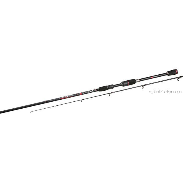 Спиннинг Mikado Nihonto Red Cut Perch 220 см / тест 3-15  гр