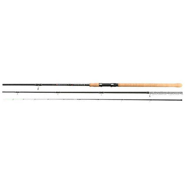 Удилище фидерное Mikado Almaz Medium Feeder 390 см / тест до 120  гр
