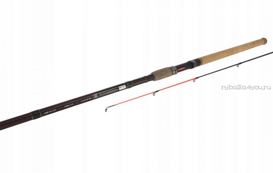 Удилище фидерное Mikado Apsara Hellish H+ Feeder 390 см / тест до 180  гр