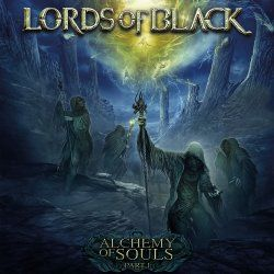 LORDS OF BLACK - Alchemy Of Souls - Part I
