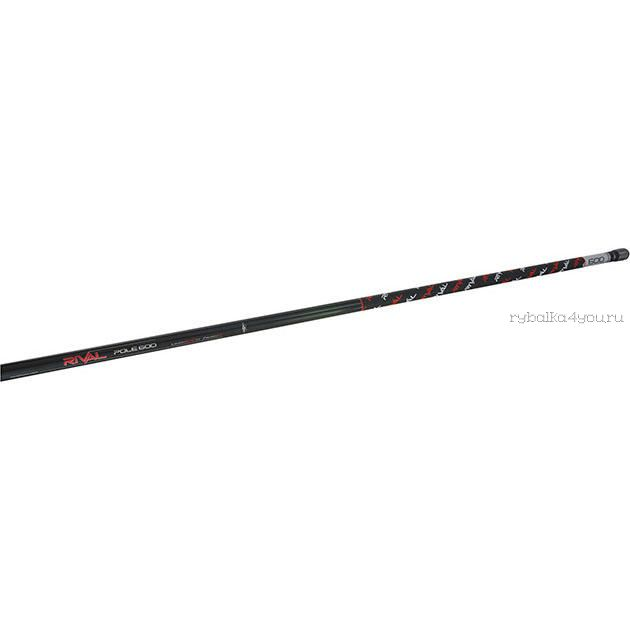 Удилище маховое без колец Mikado Rival Pole 400 4 м