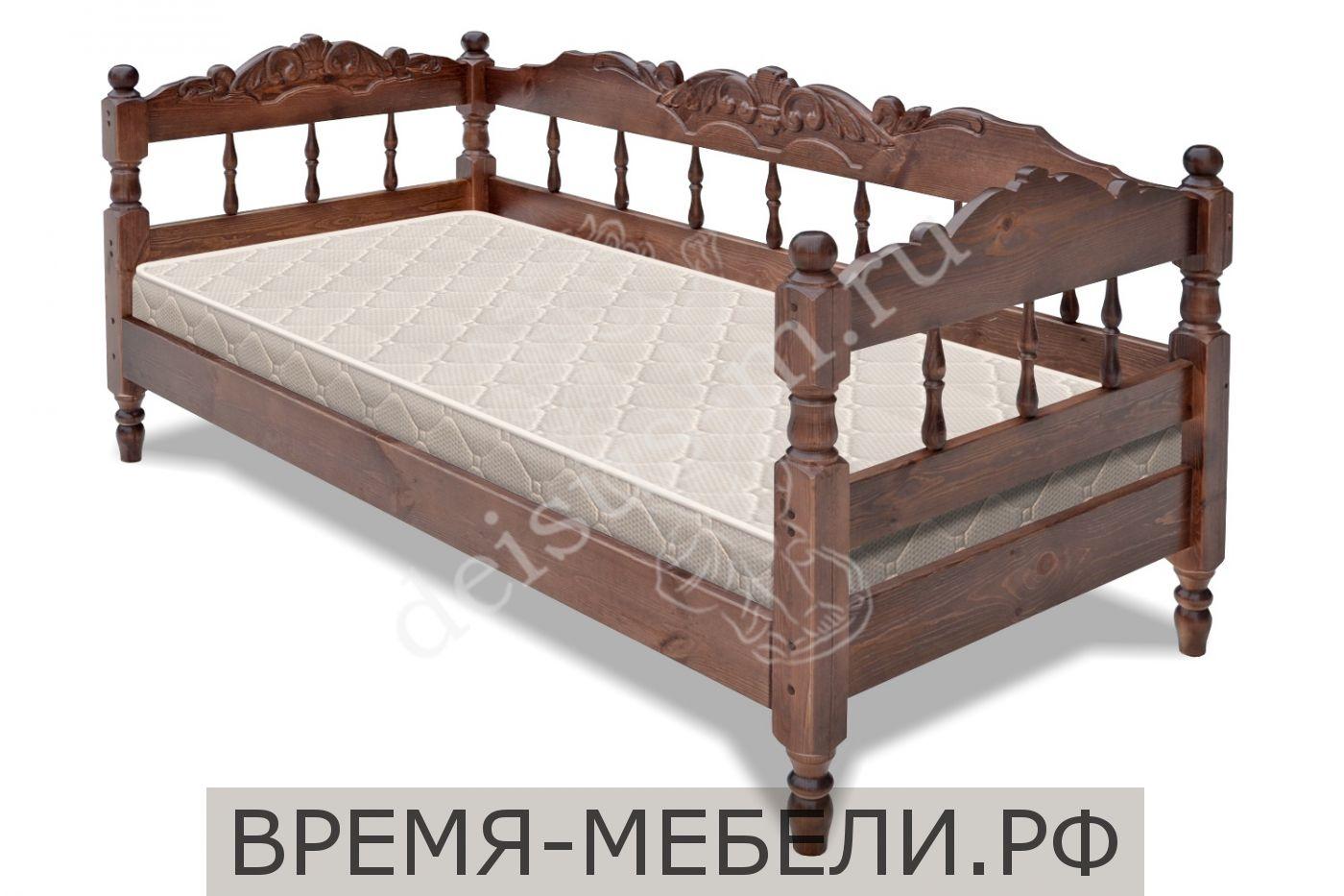 Кровать Орхидея-М