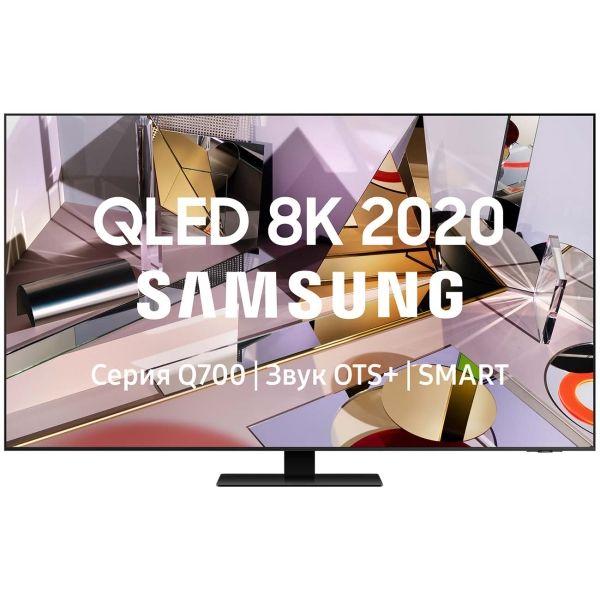Телевизор QLED Samsung QE55Q700TAU