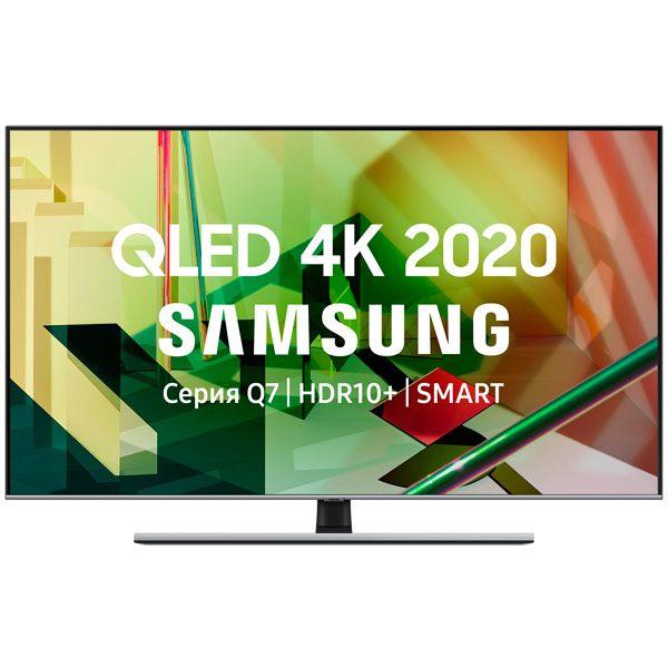 Телевизор QLED Samsung QE55Q77TAU