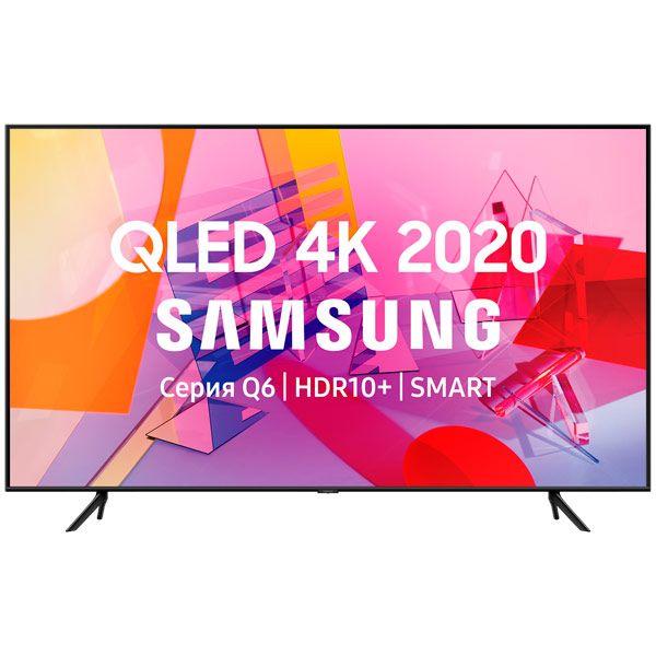 Телевизор QLED Samsung QE85Q60TAU (2020)