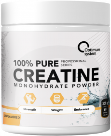 Optimum System 100% Pure Creatine Monohydrate 300 гр