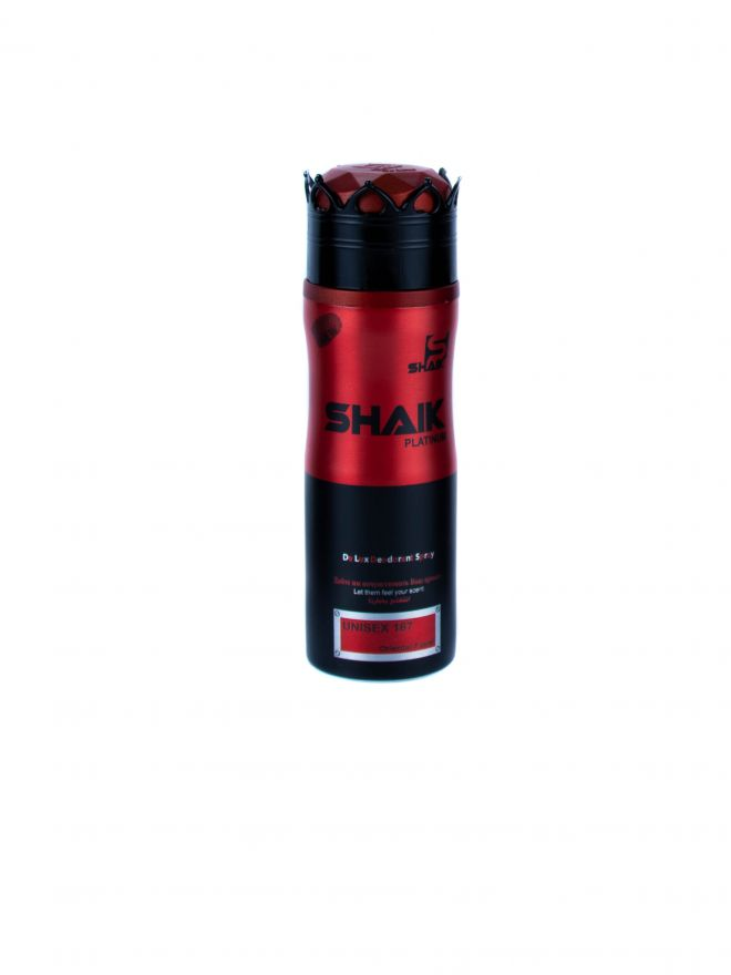 Дезодорант SHAIK  M&W 167 (Maison Francis Kurkdjian Baccarat Rouage 54) 200 мл