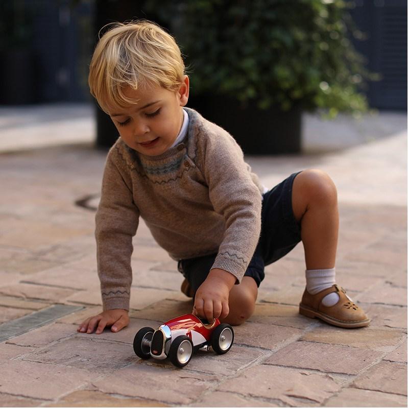 Машинка дизайнерская Racing Car Red