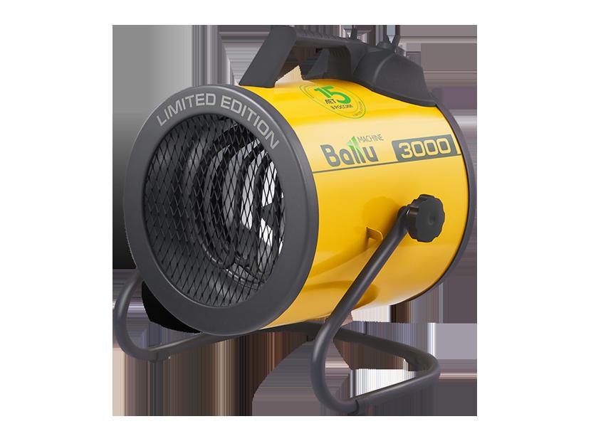 Электрическая тепловая пушка Ballu BHP-P2-3 Limited Edition (3 кВт) (НС-1173250)