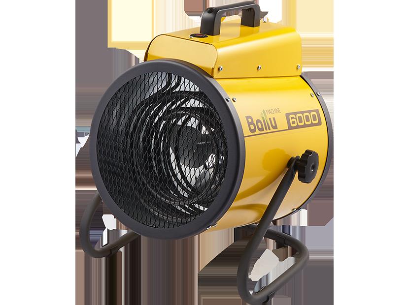 Электрическая тепловая пушка Ballu BHP-P2-6 (6 кВт) (НС-1226960)