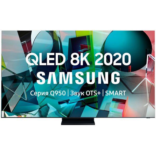 Телевизор QLED Samsung QE85Q950TSU (2020)