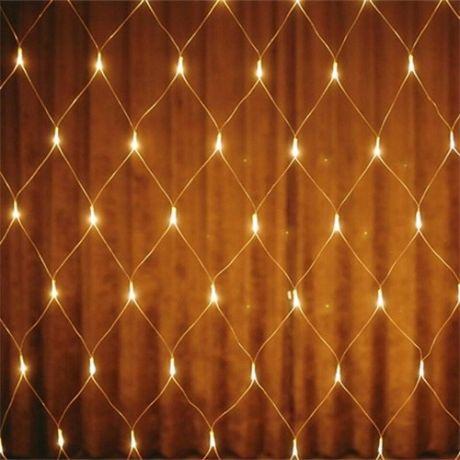 Электрогирлянда Сетка 240 LED, 2х2 м