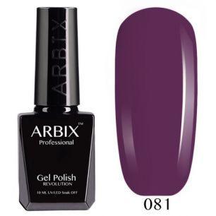 Гель лак  ARBIX № 81